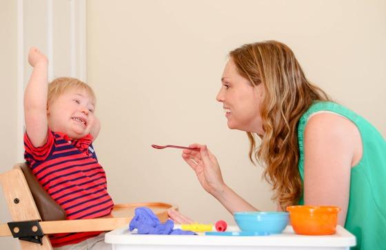 speech, feeding therapy